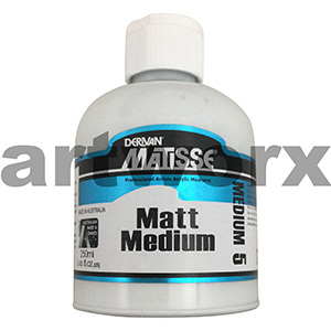 Derivan Matisse Matt Medium 250ml