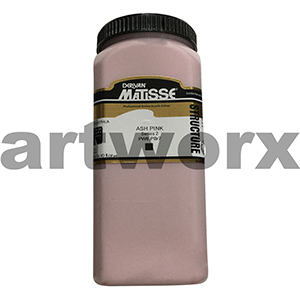 Ash Pink s2 500ml Matisse Structure Acrylic Paint