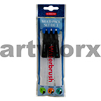 3pc Multi Derwent Waterbrushes