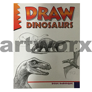 Draw Dinosaurs Book by Doug DuBosque
