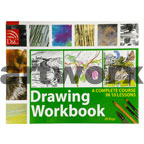 Drawing Workbook A complete course in 10 Lessons Book by Jill Bays