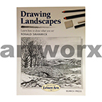 Drawing Landscapes Book by Ronald Swanwick