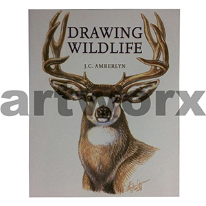 Drawing Wildlife Book by J.C. Amberlyn