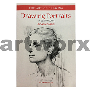 Drawing Portraits Faces & Figures Book by Giovanni Civardi
