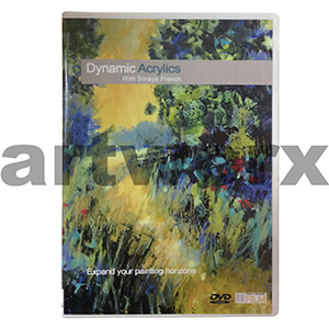 Dynamic Acrylics with Soraya French DVD