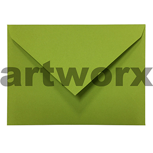 Envelope - 130x180 - 20 Pack - Colourful Modern Green