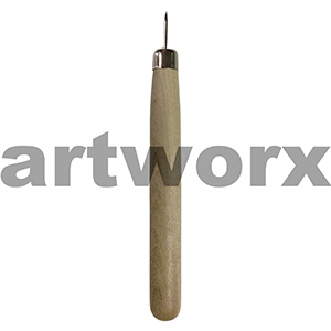 Etching Needle Extra Strong School Type