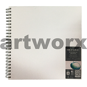 120gsm 30x30cm 70 Sheets Fabriano Ecological Drawing Book