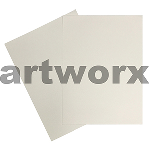 500x700 350gsm Off White Aqua Watercolour Paper