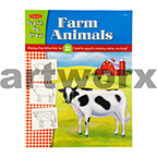 Learn to Draw Farm Animals Walter Foster Books