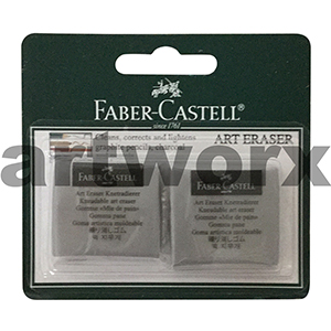 Faber Castell Kneadable 2pc Eraser