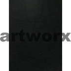 20.5x31cm Acrylic Felt Sheet Black