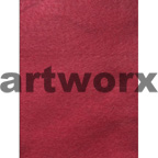 20.5x31cm Acrylic Felt Sheet Dark Red