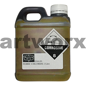 Ferric Chloride Liquid 1lt Iron Salt