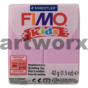 Light Pink No.25 Kids Fimo 42gm Block