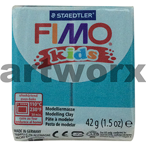 Turquoise No.39 Kids Fimo 42gm Block