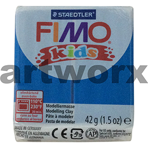 Blue No.3 Kids Fimo 42gm Block