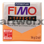 No.404 Translucent Orange Fimo Effect Clay