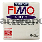 White No.0 Fimo Soft Colour