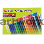 36pc Fine Art Oil Pastels