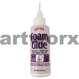 Foam Glue 125ml Helmar
