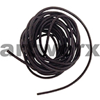 Genuine Leather Cord 1.5mm Brown 2m