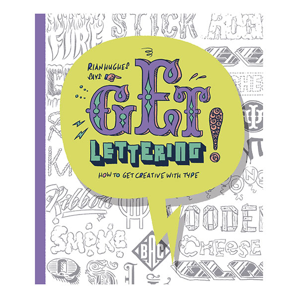 Get Lettering by Rian Hughes