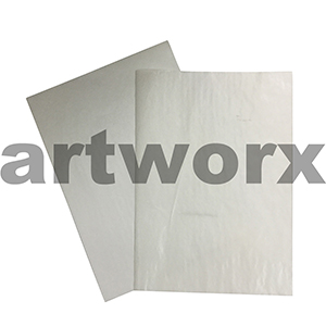 500x750mm Glassine Paper