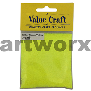 Fluro Yellow 25g