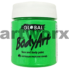 Fluro Green Global Colours Body & Face Paint
