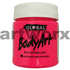 Fluro Pink Global Colours Body & Face Paint