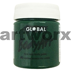 Green Deep Global Colours Body & Face Paint