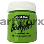 Green Light Global Colours Body & Face Paint