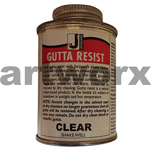 Jacquard Gutta Resist Clear 4 ounces