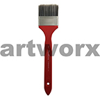 "3"" Flat Princeton Paintbrush"