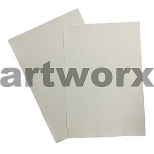 530 x 780mm Warm White 230gsm Hahn Paper