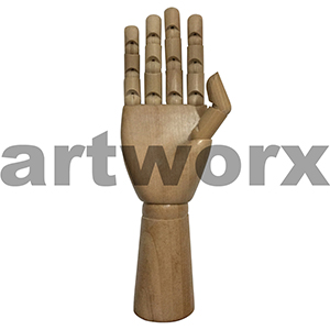 "12"" Mannequin Right Hand"