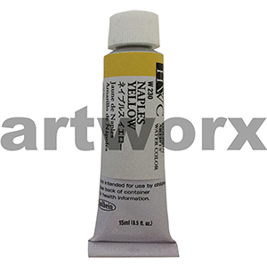Naples Yellow sA Holbein Water Colour 15ml