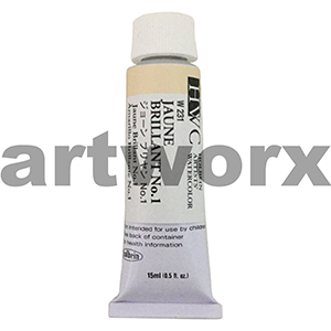 Jaune Brilliant No. 1 Holbein Water Colour 15ml