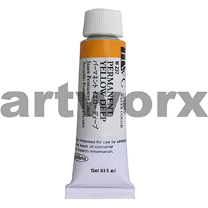 Permanent Yellow Deep sA Holbein Water Colour 15ml