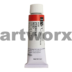 Pyrrole Red sA Holbein Water Colour 15ml