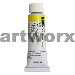 Imidazolone Yellow sB Holbein Water Colour 15ml