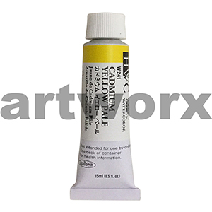 Cadmium Yellow Pale sC Holbein Water Colour 15ml