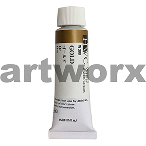 Gold sC Holbein Water Colour 15ml