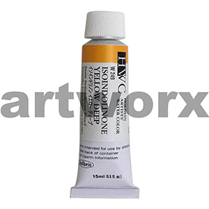 Isoindolinone Yellow Deep SC Holbein Water Colour 15ml