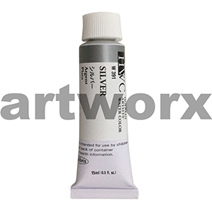 Silver sC Holbein Water Colour 15ml