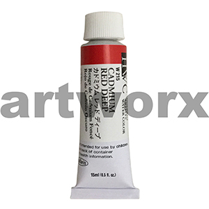 Cadmium Red Deep sE Holbein Water Colour 15ml