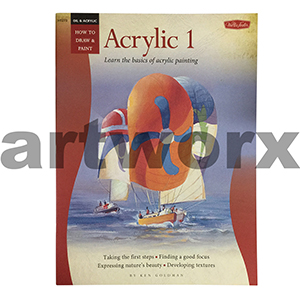 How to Draw and Paint Acrylic 1