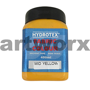 Hydrotex Fabric Colour Mid Yellow