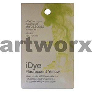 Fluorescent Yellow iDye 14gm